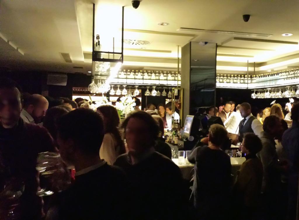 Éccola-cenar y copas y cocktail-dondemadrid