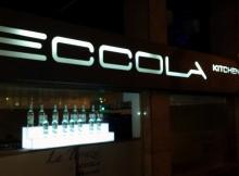 Éccola-club afterwork de ambiente internacional