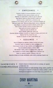 Dray Martina - comida mediterránea creativa y sana - dondemadrid.com
