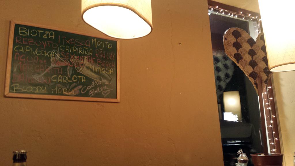 BIOTZA - restaurante moderno de cocina vasca para comer y cenar pinchos vascos en Barrio de Salamanca en Madrid