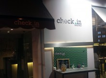 CHECK-IN-lounge bar y restaurante en Barrio de Salamanca-dondemadrid.com