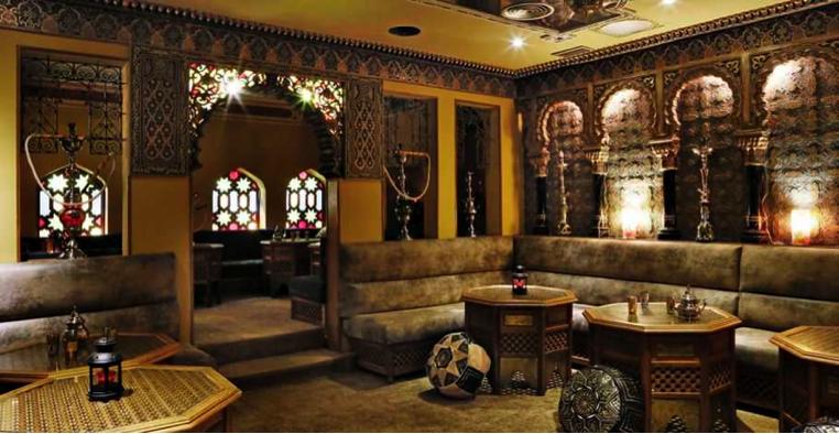 La princesa rabe d nde ir y qu hacer en madrid for Plato de decoracion marroqui salon 2014