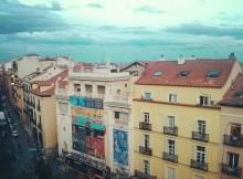 Raciones en Madrid - Vistas desde Casa Granada