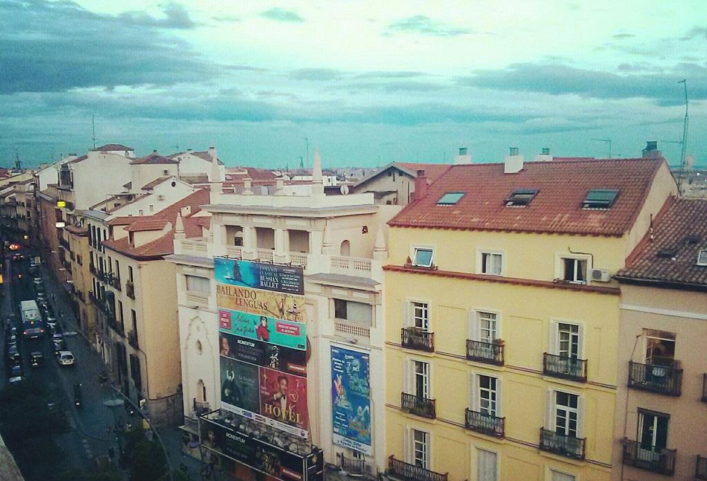 Vistas desde Casa Granada