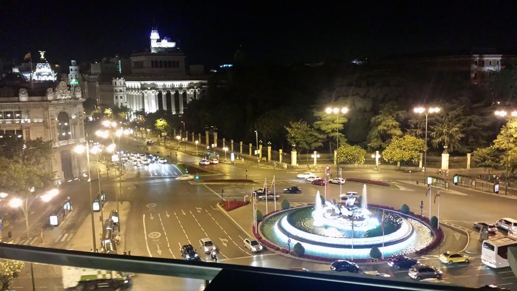 Terraza Cibeles Otra De Las Terrazas En Madrid De Altura