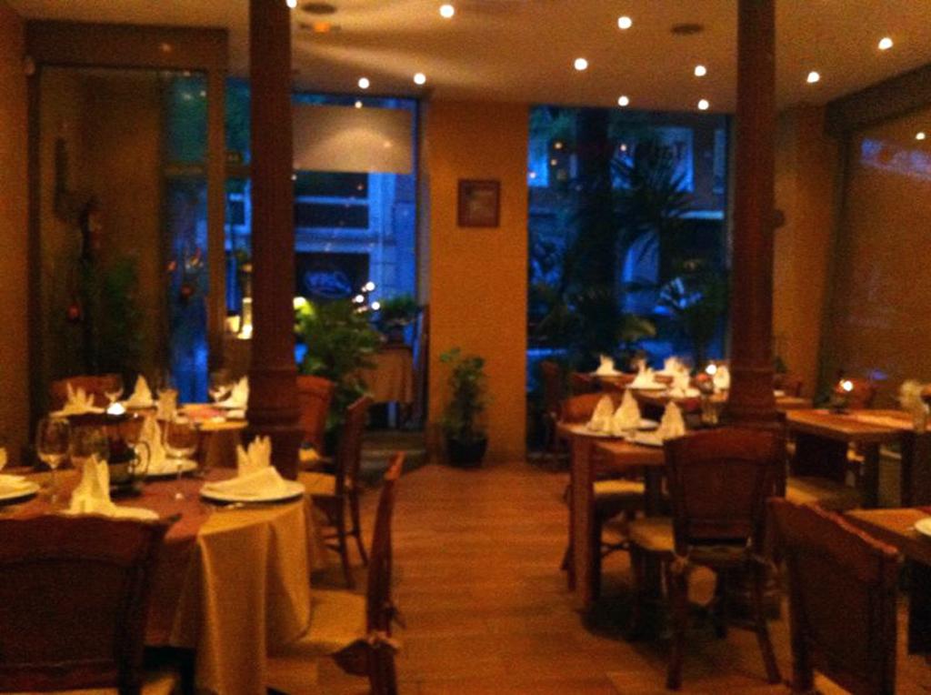 Thaidy cocina tailandesa en el centro de madrid d nde for Cocina tailandesa madrid