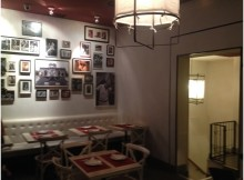anel tapas and lounge bar - decoracion