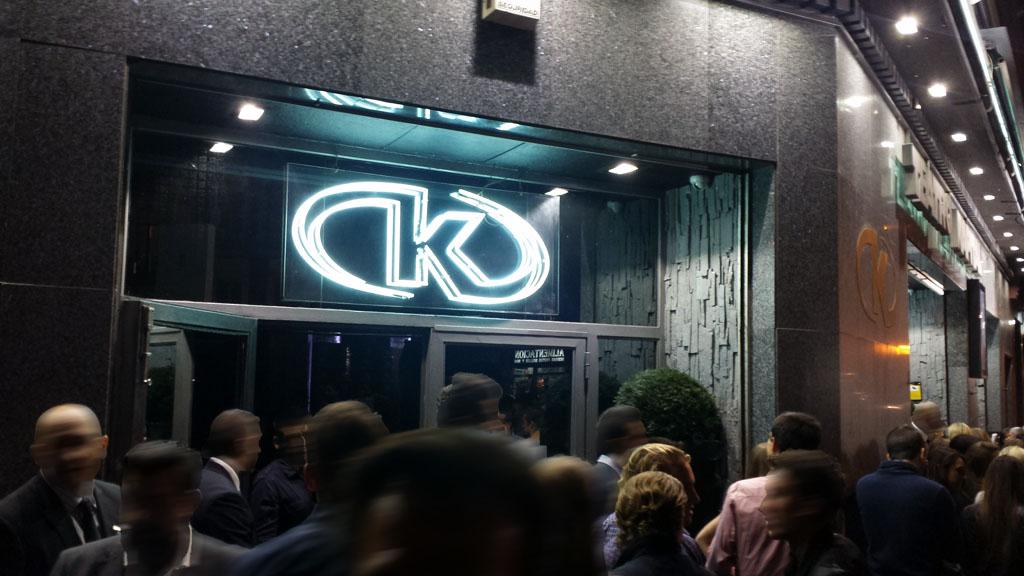 KAPITAL-el templo del clubbing en Madrid