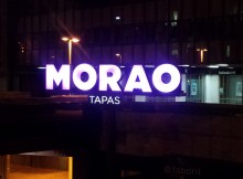 MORAO TAPAS - restaurante low-cost en plena city de Madrid