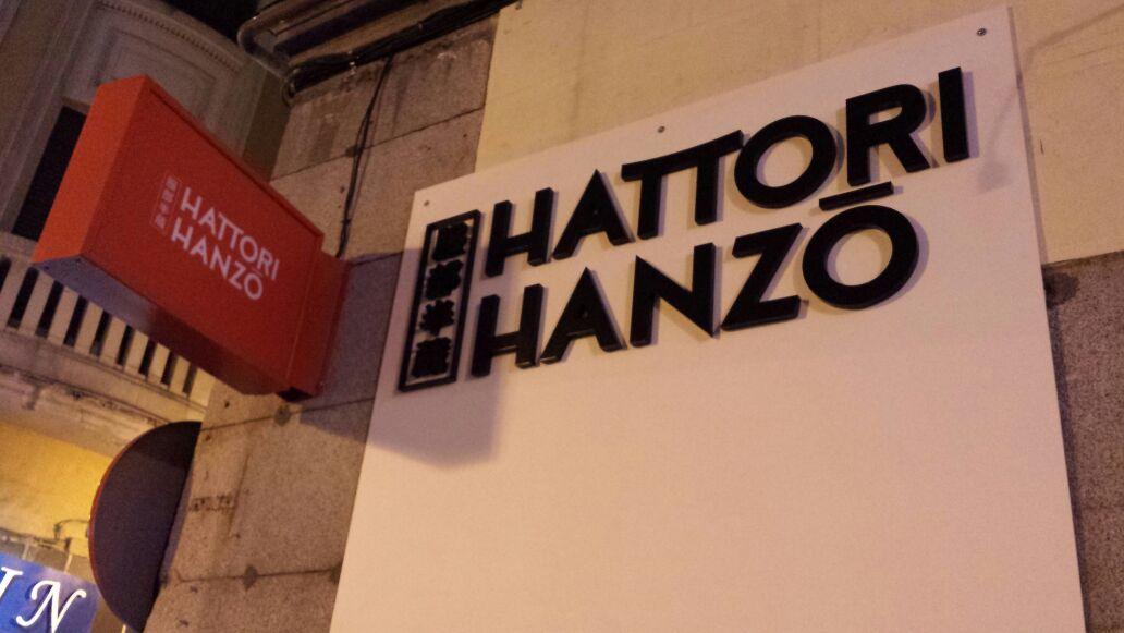 Hattori Hanzo - Restaurante japones
