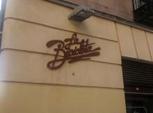 LA BICICLETA-café y workplace en el barrio de Malasaña