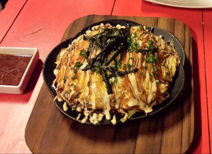 okonomiyaki - Hattori Hanzo - Restaurante japones