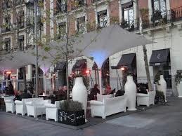 Terraza - Ramses Madrid